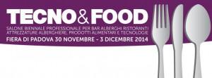 Tecno&food a PadovaFiere 2014