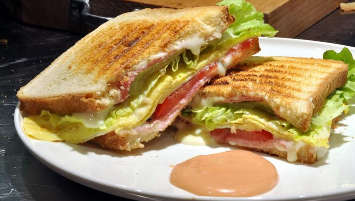 Как сделать сэндвич в домашних условиях в сэндвичнице