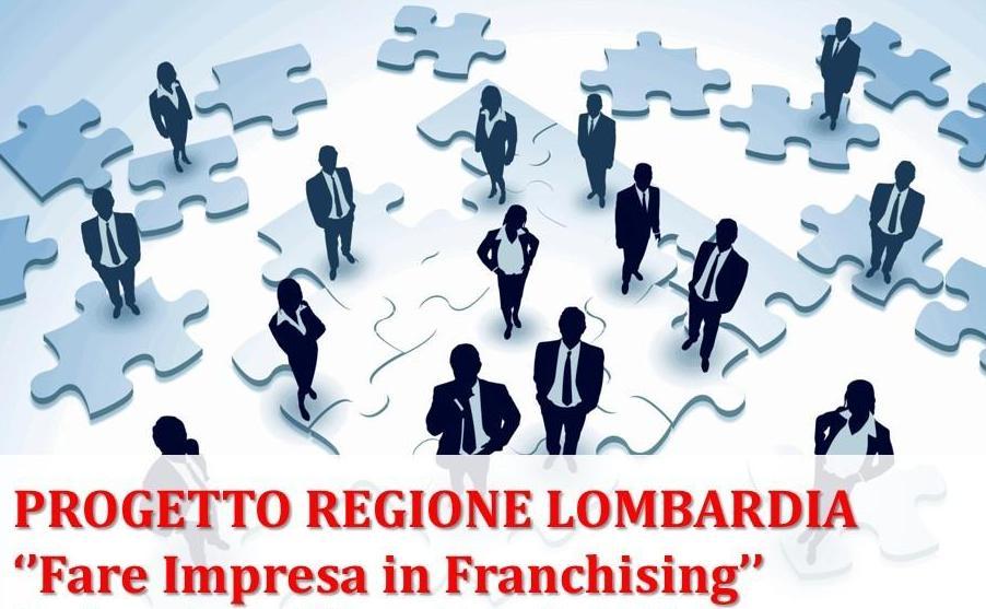 Fare impresa in franchising in Lombardia