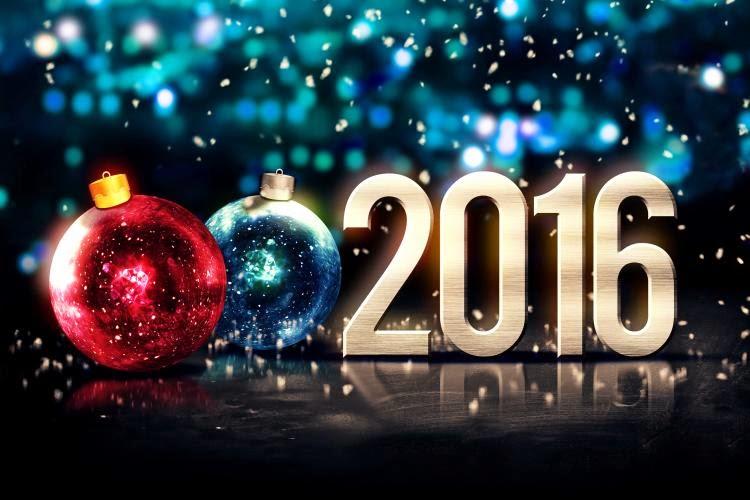 Buon Anno Buon 2016