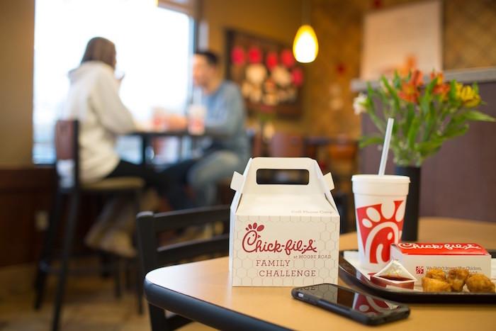 Chick-fil-A, la sfida entra senza smartphone e mangi il gelato gratis