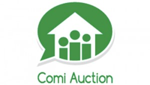 comi auction logo